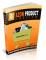 Azon Product Review 2015 Personal Use Ebook