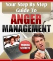 Your Step By Step Guide To Anger Management Plr Ebook