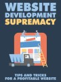 Website Development Supremacy Give Away Rights Ebook
