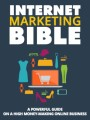 Internet Marketing Bible Give Away Rights Ebook