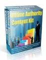 Offline Authority Content Kit Personal Use Ebook With Video