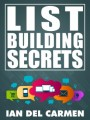 List Building Secrets Resale Rights Ebook