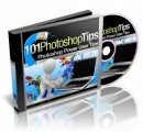 101 Photoshop Tips Resale Rights Ebook With Audio & Video
