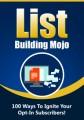 List Building Mojo PLR Ebook
