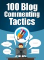 100 Blog Commenting Tactics Give Away Rights Ebook