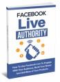 Facebook Live Authority MRR Ebook