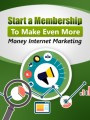 Start A Membership PLR Ebook