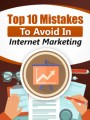 Top 10 Mistakes To Avoid In Internet Marketing MRR Ebook
