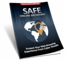 Safe Online Browsing MRR Ebook