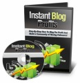 Instant Blog Profits PLR Ebook With Video