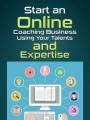 Start An Online Coaching Business PLR Ebook