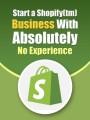 Start A Shopify Business PLR Ebook