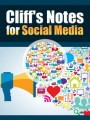 Cliffs Notes For Social Media PLR Ebook