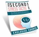 Ten Second Stress Tactic Mrr Ebook With Audio & Video