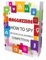 How To Spy On The Local Competition PLR Ebook