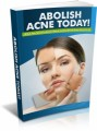 Abolish Acne Plr Ebook