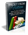 Profit From Fiction Plr Ebook