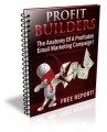 Profit Builders Plr Ebook