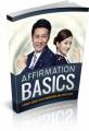 Affirmation Basics Plr Ebook