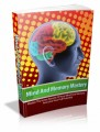Mind And Memory Mastery Plr Ebook