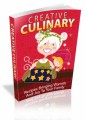 Creative Culinary Plr Ebook