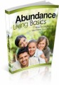 Abundance Living Basics Plr Ebook