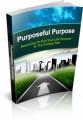 Purposeful Purpose Plr Ebook
