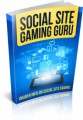 Social Site Gaming Guru Plr Ebook