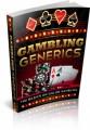Gambling Generics Plr Ebook