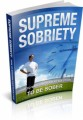 Supreme Sobriety Plr Ebook