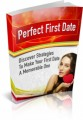 Perfect First Date Plr Ebook