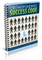 Crowd Funding Success Code Plr Ebook