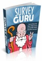 Survey Guru Plr Ebook