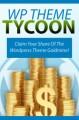 Wp Theme Tycoon PLR Ebook
