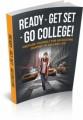 Ready Get Set Go College Plr Ebook