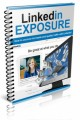 Linkedin Exposure PLR Ebook