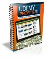 Udemy Profits PLR Ebook
