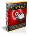 Gig Site Arbitrage PLR Ebook