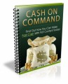 Cash On Command PLR Ebook
