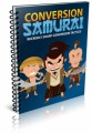 Conversion Samurai Plr Ebook