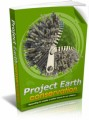 Project Earth Conservation Plr Ebook