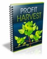 Profit Harvest PLR Ebook