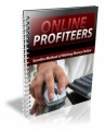 Online Profiteers PLR Ebook