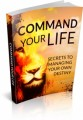 Command Your Life Plr Ebook