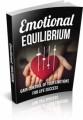 Emotional Equilibrium Plr Ebook