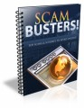 Scam Busters PLR Ebook