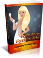 Fabulous Fashionista Plr Ebook