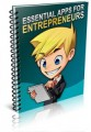 Essential Apps For Entrepreneurs Plr Ebook