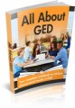All About Ged Plr Ebook
