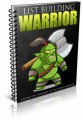 List Building Warrior PLR Ebook